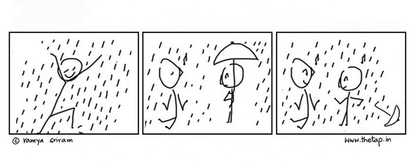 rainy days in hyderabad