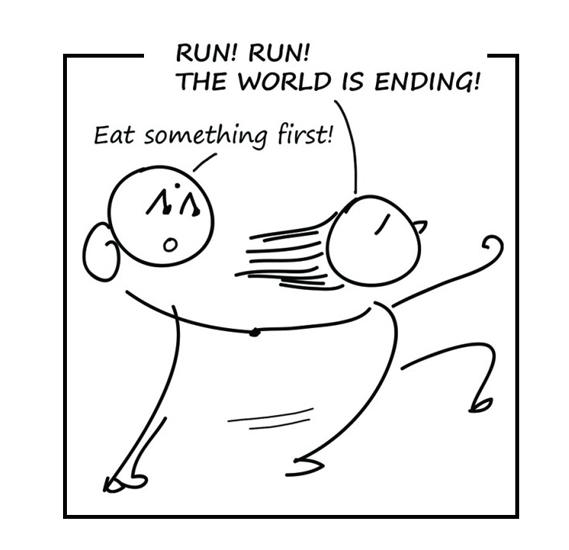 Read the 'Amma Says' comics