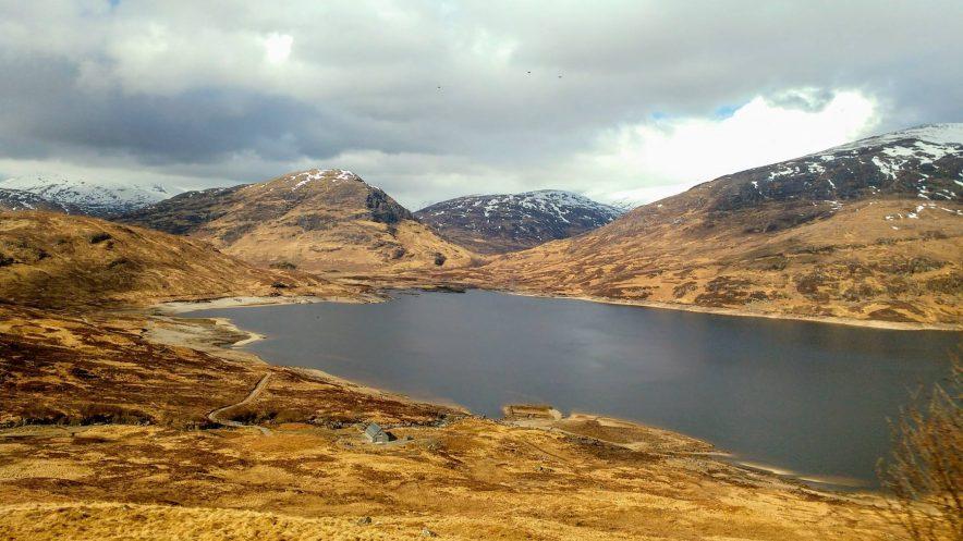 Loch Trieg Bothy