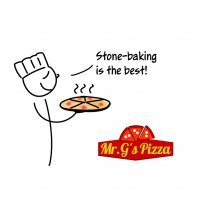 Custom Comics & Stories: Mr. G's Pizzeria, California