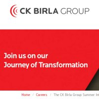 Digital Copy and Content: CK Birla Group, India