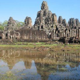 Mint: The Bayon, Cambodia